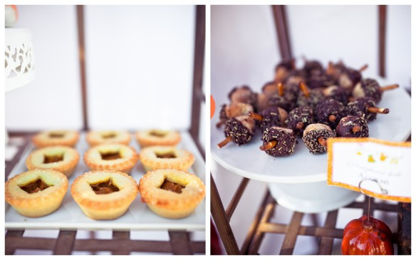 Pumpkin Pie Donut Acorn