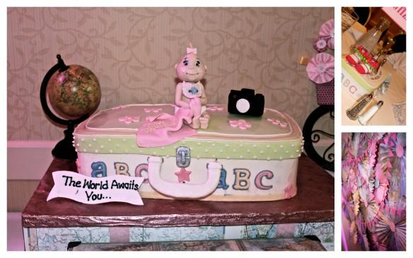 Cake/centerpiece